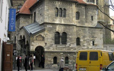 Attractions and Sights in Jewish Prague