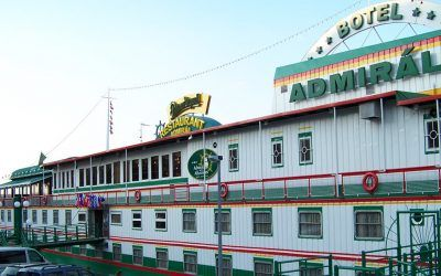 Admiral Botel Budget Accommodation