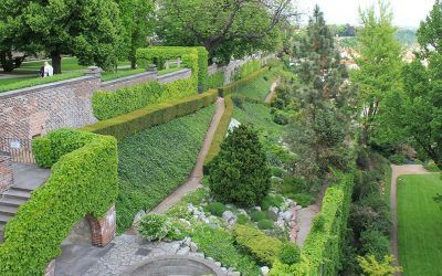 Castle Gardens on the Rampart