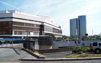 Congress Centre Prague Communist Showpiece
