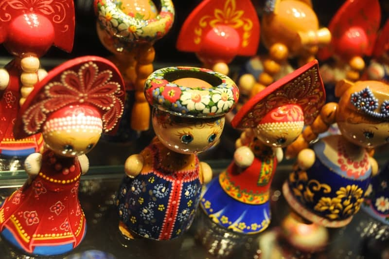 Souvenirs from Prague