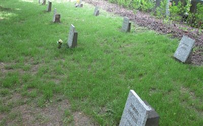 Dablice Cemetery: Infants, Polical Prisoners and Resistance Fighters