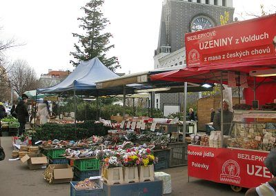 FamersMarket Prague 3