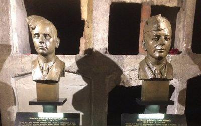 Heydrich Terror Museum Memorial to Czech Heroes