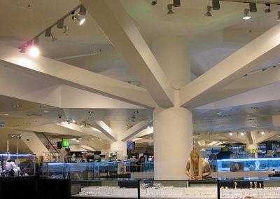 Kotva shopping Centre Prague