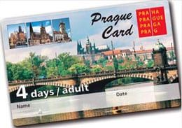 Prague Card: Free Travel on Tram and Metro