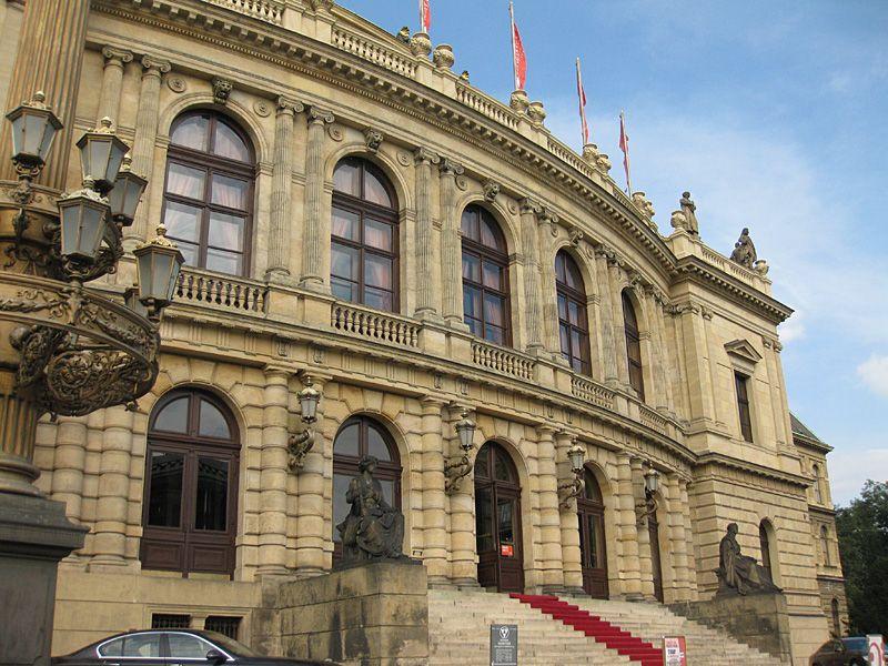 Concert Hall Rudolfinum