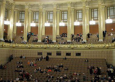 Rudolfinum concert hall