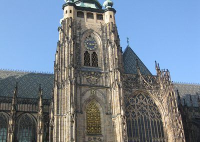 St Vitus Cathedral side view