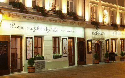 U Pinkasu: Beergarden, Pub and Restaurant