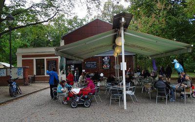 Restaurant Vozovna Stromovka