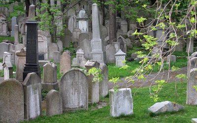 Zizkov Jewish Cemetery