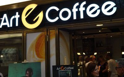 Arts 'n Coffee