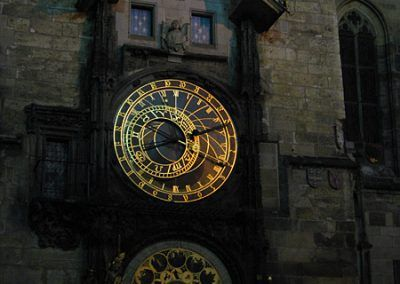 astronomical clock 3