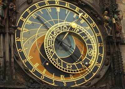 astronomical clock 4