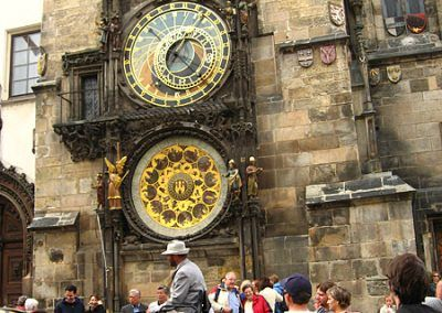 astronomical clock 5
