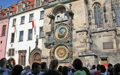 Watch the Spectacle of the Astronomical Clock in Prague