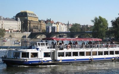 Winter River Cruise in Prague Tip for the Christmas Holidays