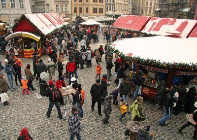 Chrstmasmarket Prague