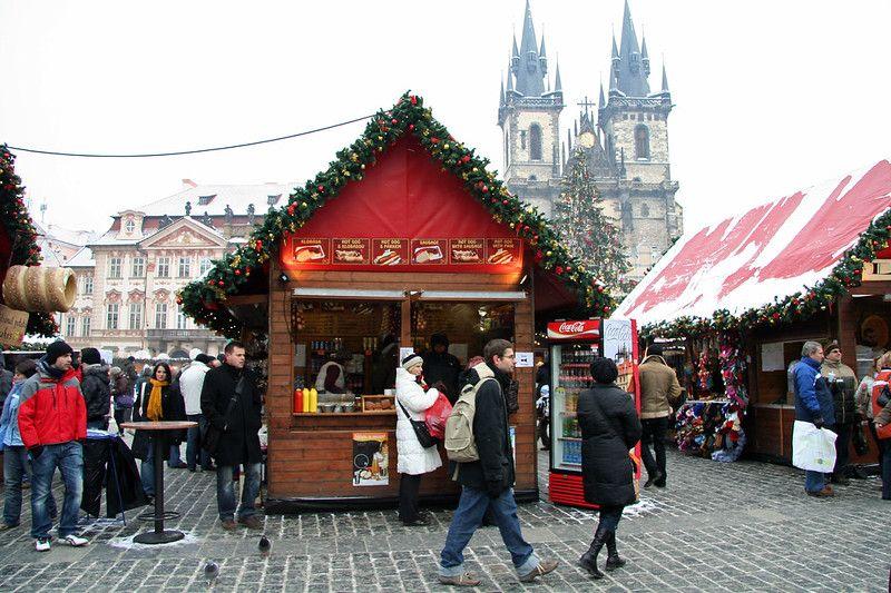 Prague Christmas Markets Perfect Winter Escape