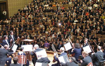 Classical Concert Venues: Concert Halls and Churches