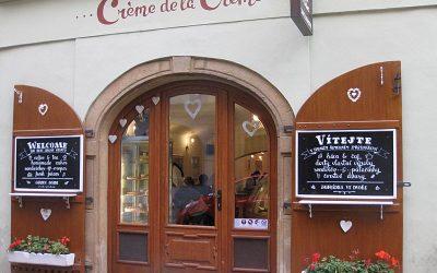 Crème de la Crème also for Vegan Ice-cream