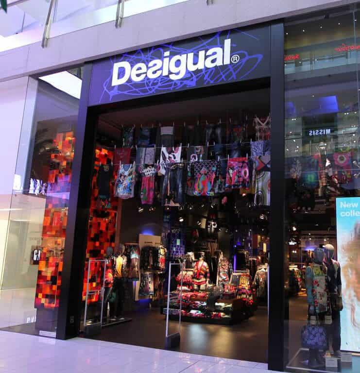 Desigual Prague Stores