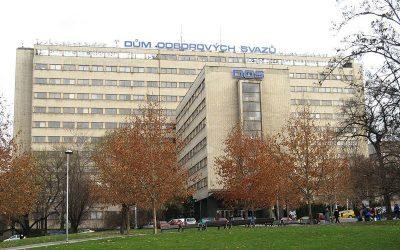 Dum Radost and Boutique Cinema in Zizkov District