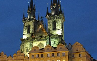 Guided Walking Tour Ghosts of Prague
