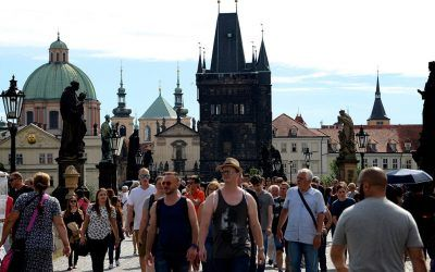 Prague on Foot