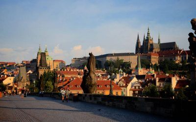 Prague Castle for Photographers