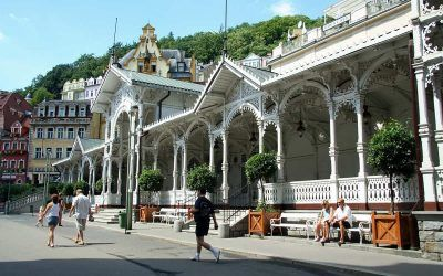 Day Trip Karlovy Vary: Spa, Hot Springs and Becherovka