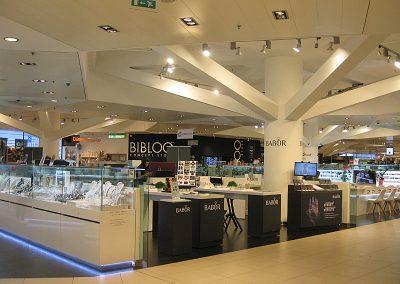 Luxury Shopping in Kotva Department Store