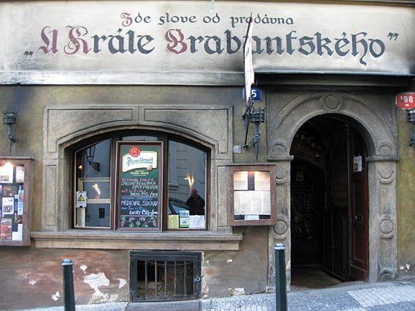 U Krale Brabantskeho