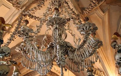 Sedlec Ossuary: Skeletons, Monks and a Church