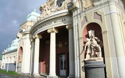 Lapidarium Museum for Toppled Statues