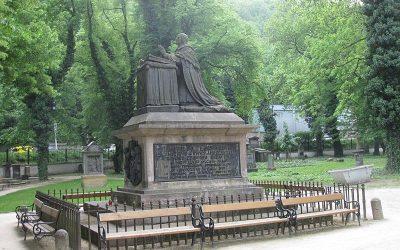 Mala Strana Cemetery