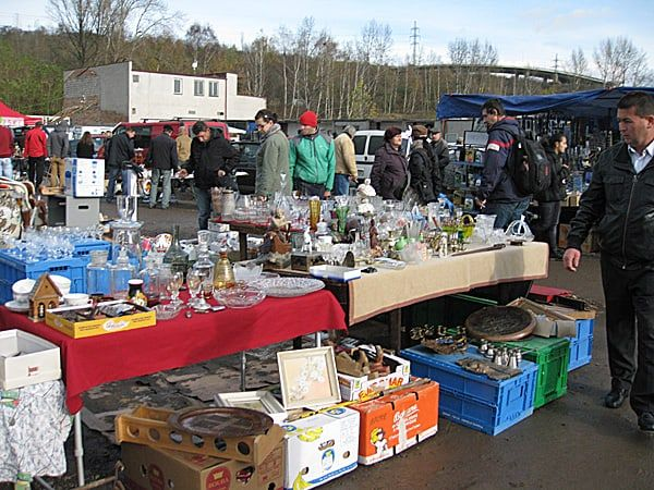 Kolbenova Flea Market