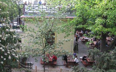 Mlikarna Dairy now Popular Beer Garden