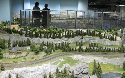 Railway Kingdom Model Trains in Prague