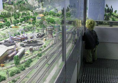 Railway Kingdom model trains prague