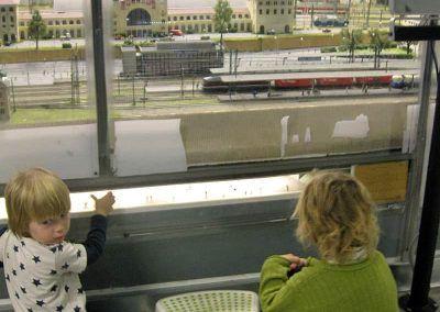 model trains Railway Kingdom Prague