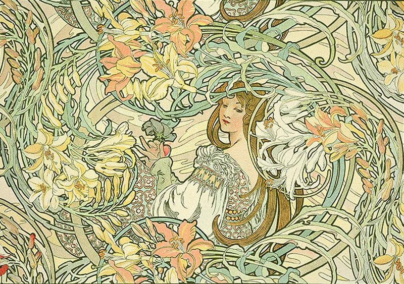 Mucha Museum and the Master of Art Nouveau