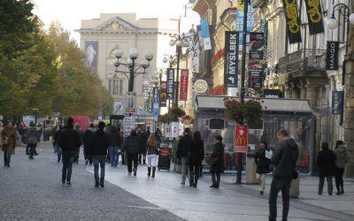 Na Prikope – Best Shopping Street in Prague