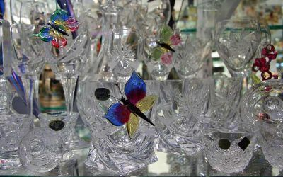 Guided Tour Nizbor Bohemian Crystal and Glassware Factory