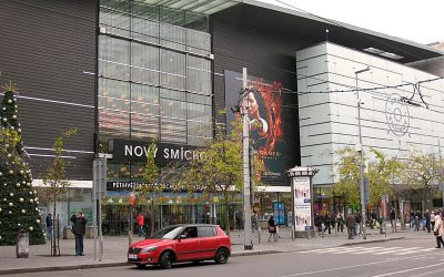 Novy Smichov Shopping Centre
