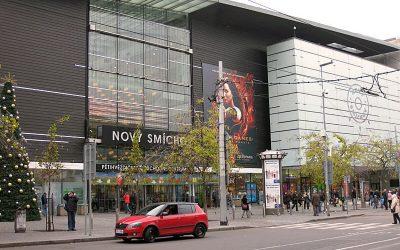 Novy Smichov Shopping Centre