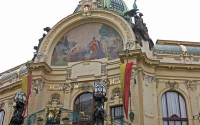Best Art Nouveau in Prague