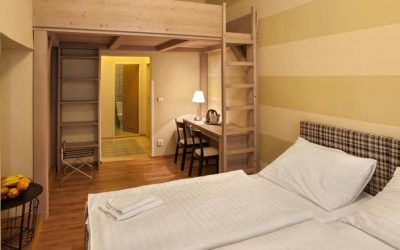 Affordable Accommodation Pension Corto