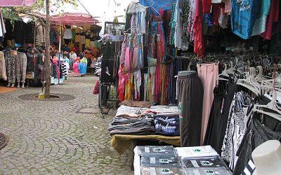 Prague Market or Holesovice Market Past and Present